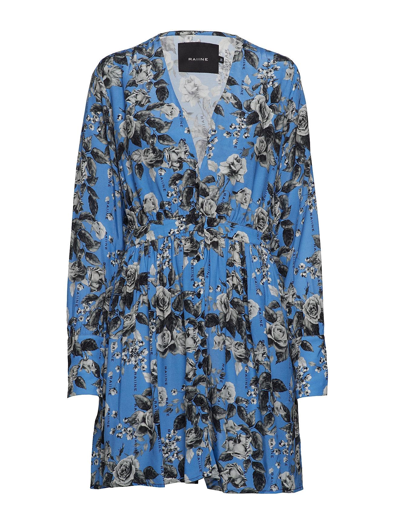 Raiine ALAMEDA MINI DRESS - REGATTA BLUE