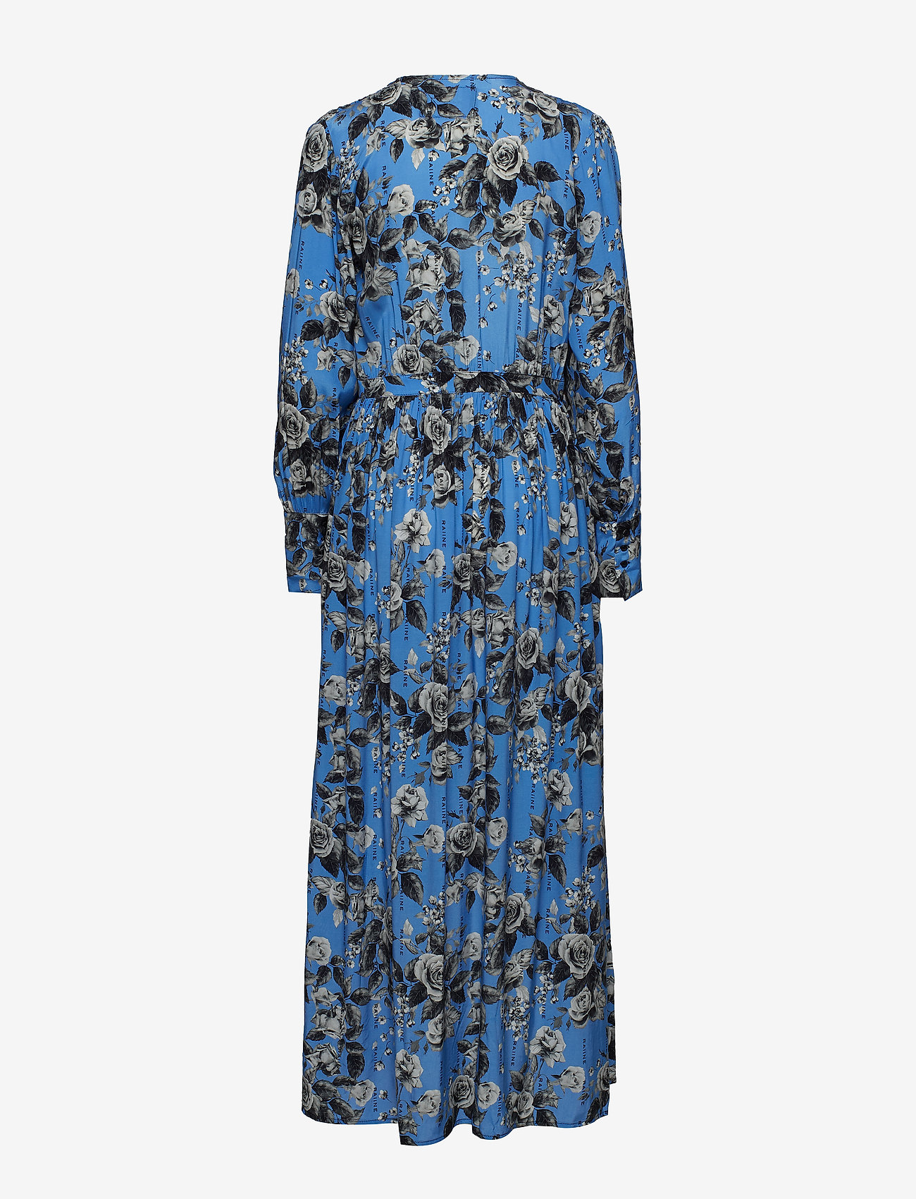 Raiine Altona Dress - Robes Regatta Blue