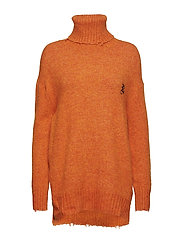 SUMMIT KNIT - ORANGE