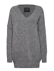 OHIO KNIT - GREY