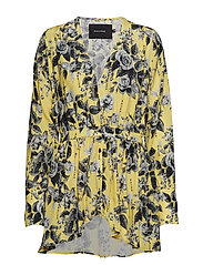 AFTON BLOUSE - PRIMROSE YELLOW
