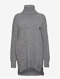 SUMMIT KNIT - GREY