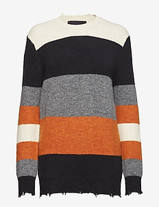 AMITY KNIT - STRIPE