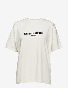 HOLLIS Y-SHIRT - OFF-WHITE