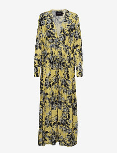 ALTONA DRESS - PRIMROSE YELLOW