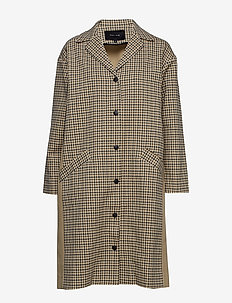 KNOX COAT - SUMMER CHECK
