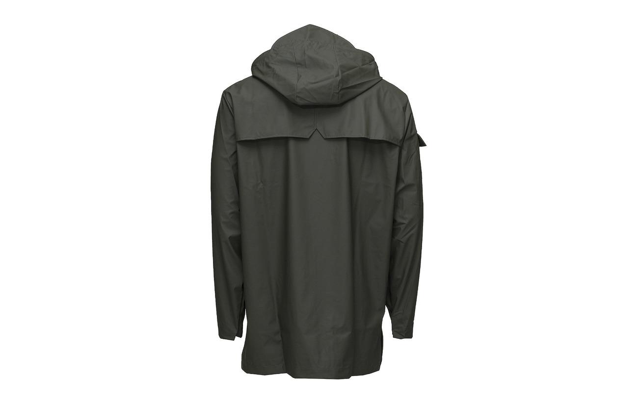 Polyester Green 03 Camp Polyurethan 50 Anorak Rains THfZwqOf