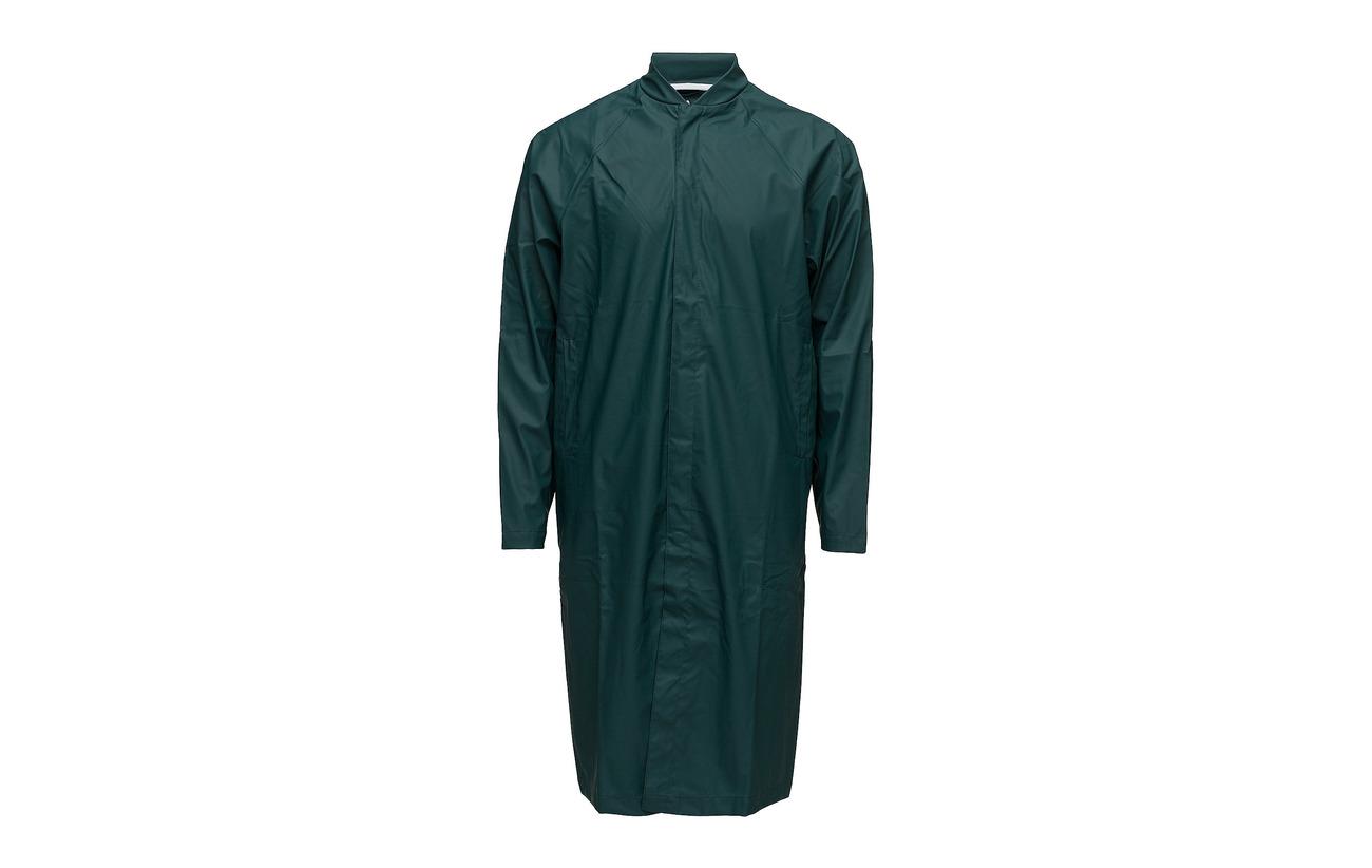 Mackintosh Teal 50 40 Dark Rains Polyurethane Polyester 6qwdxZCt
