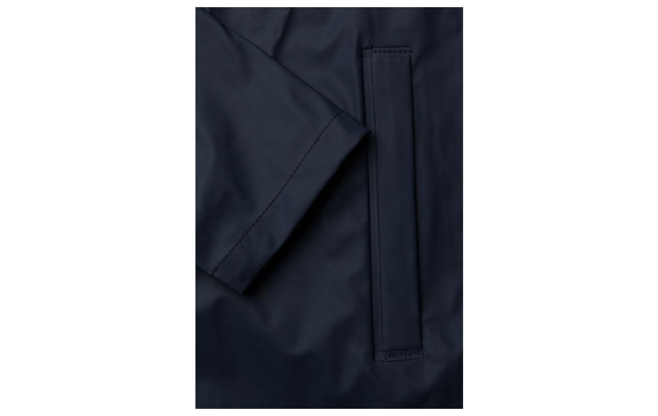 Jacket Polyurethane Blue 50 Coach 02 Rains Polyester xSTUwOTR