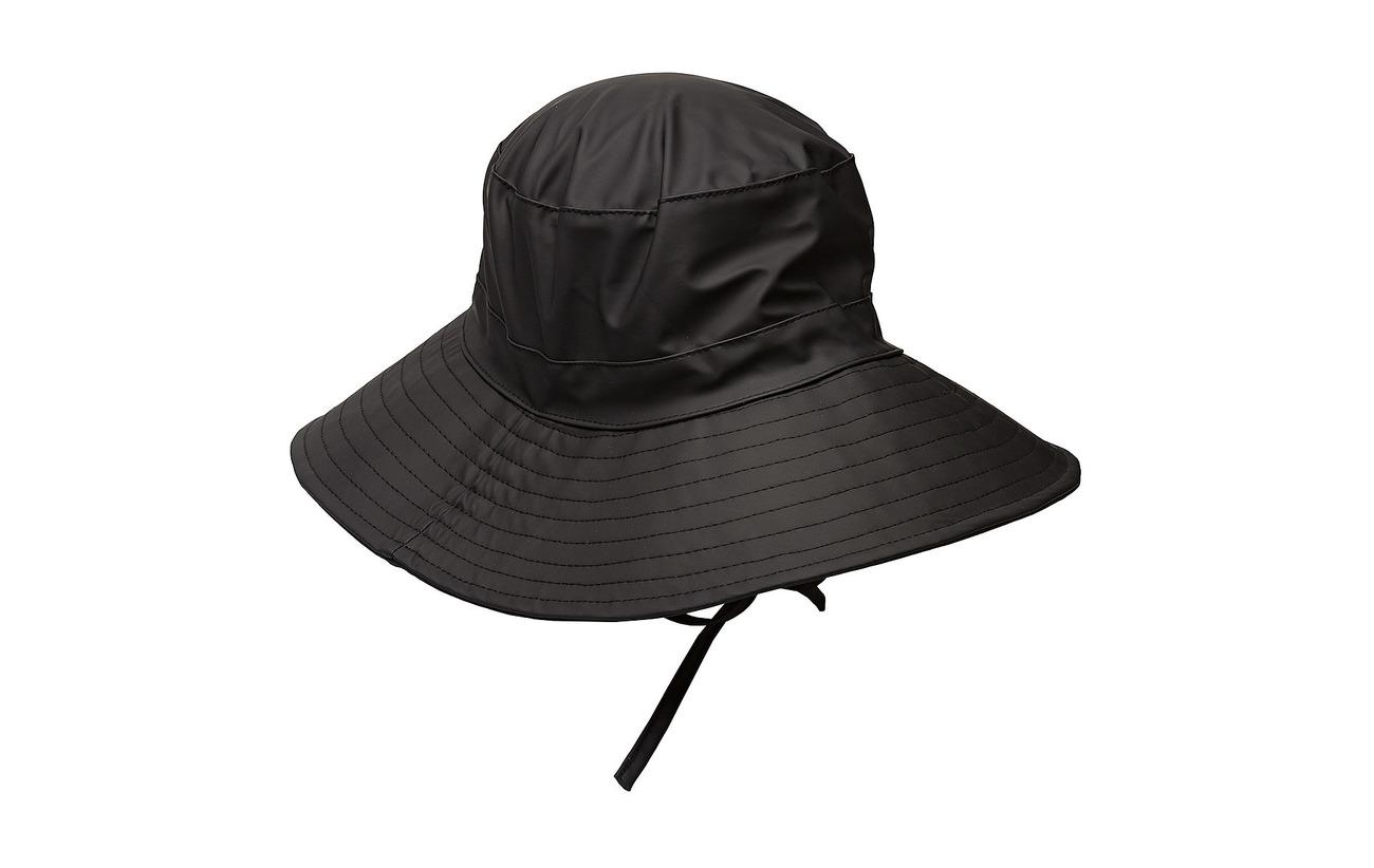 Rains Boonie Hat - 01 BLACK