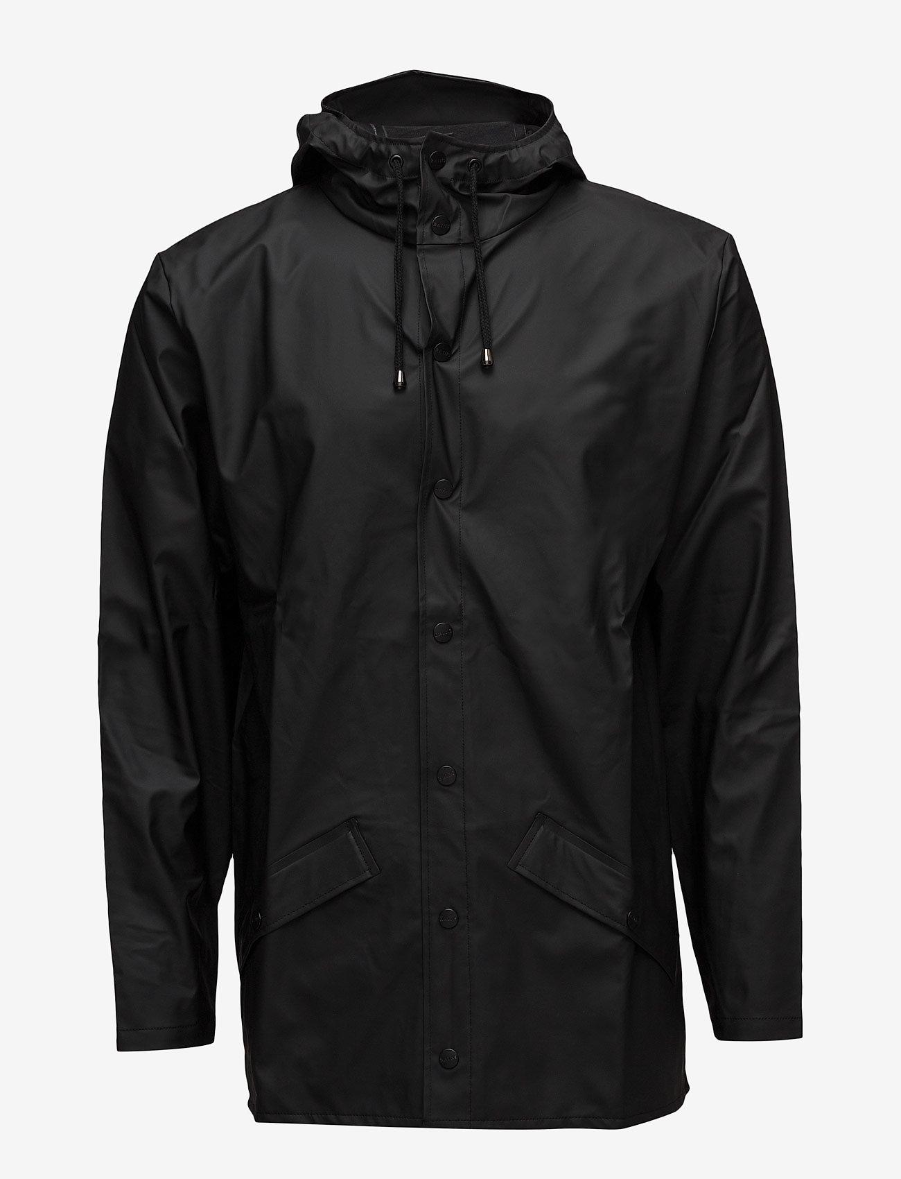 Rains - Jacket - rainwear - 01 black - 1