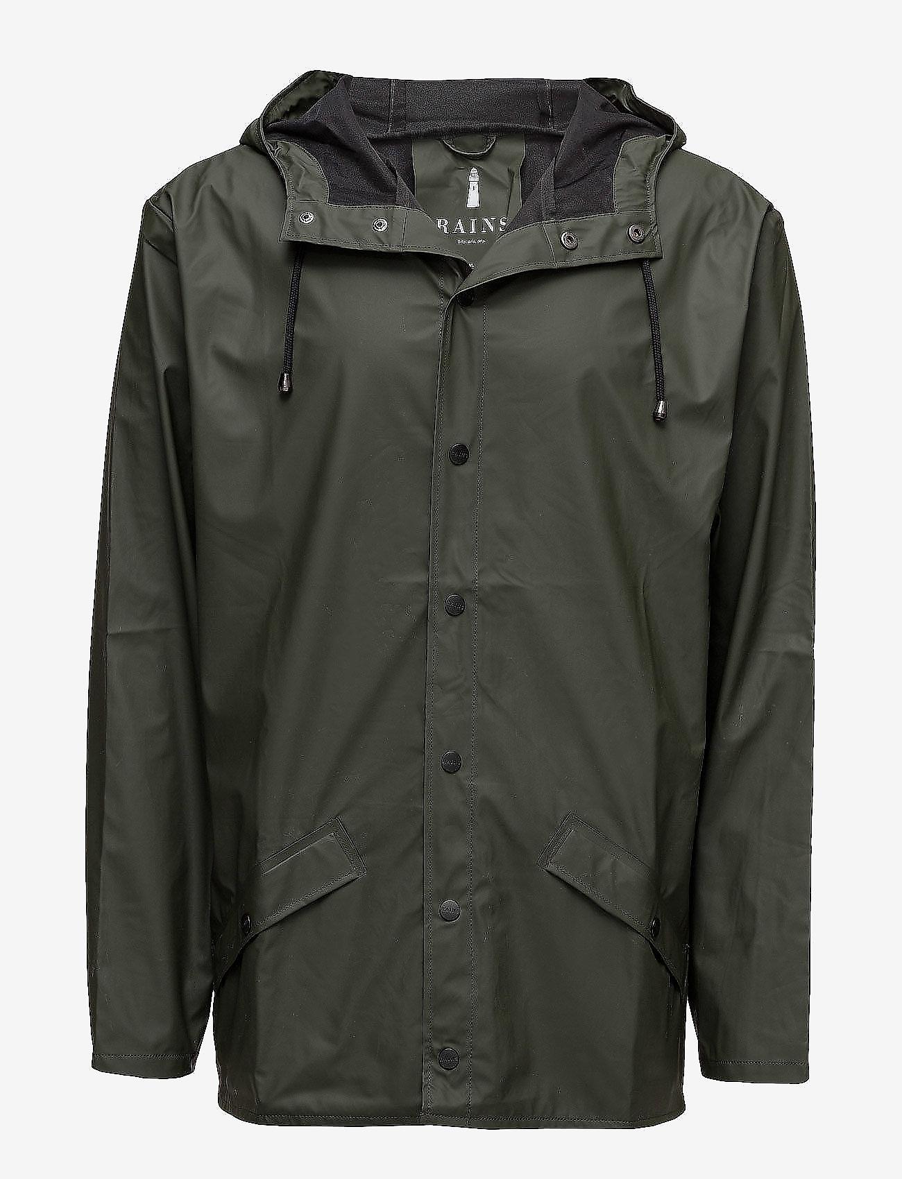 Rains - Jacket - manteaux de pluie - green - 1