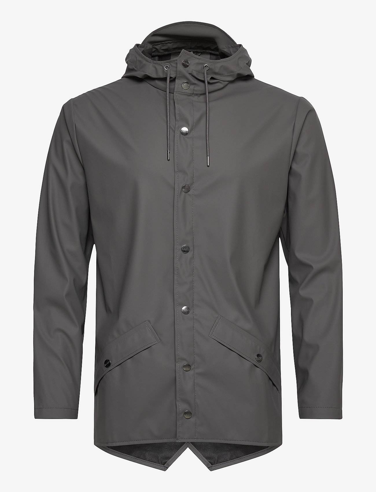 Rains - Jacket - manteaux de pluie - 18 charcoal - 0