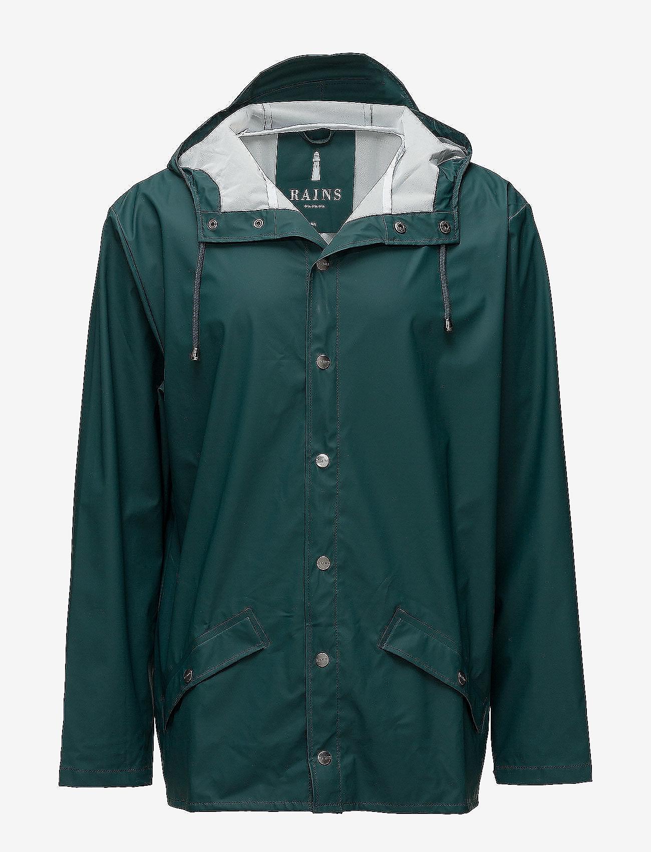 Rains - Jacket - regntøj - 40 dark teal - 0