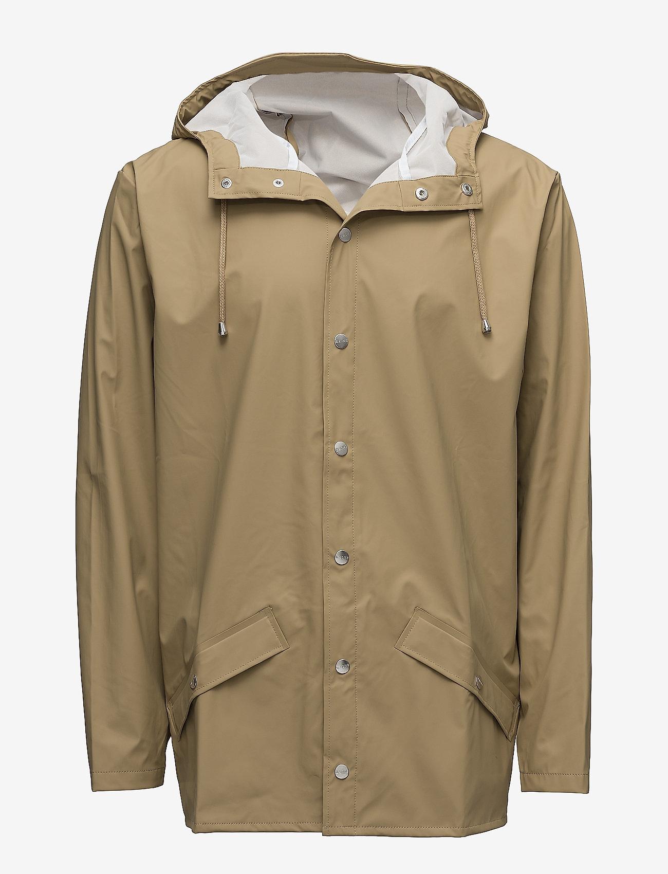Rains - Jacket - rainwear - 49 khaki - 0