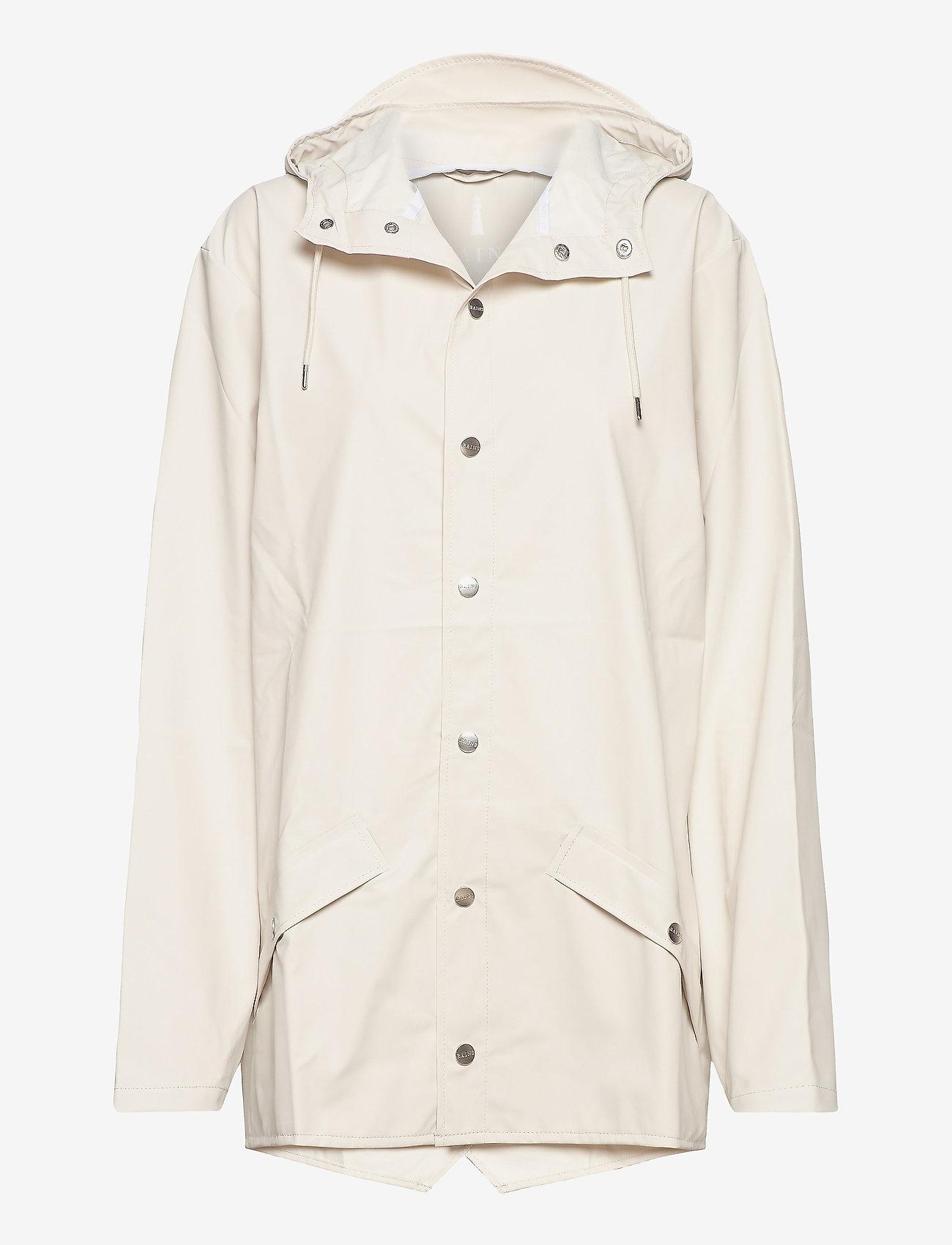 Rains - Jacket - manteaux de pluie - off white - 0