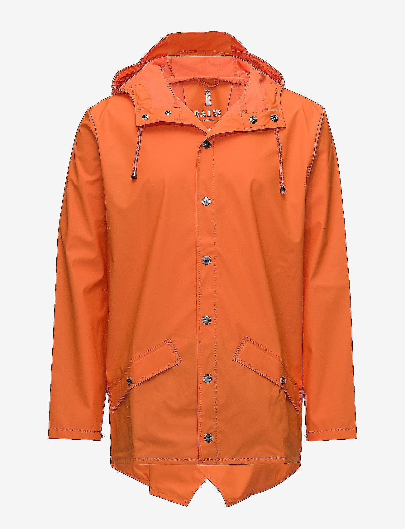 Rains - Jacket - regenbekleidung - 83 fire orange - 0