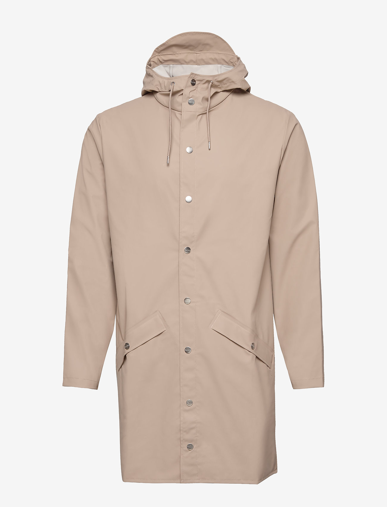 Rains - Long Jacket - regenbekleidung - 35 beige - 1