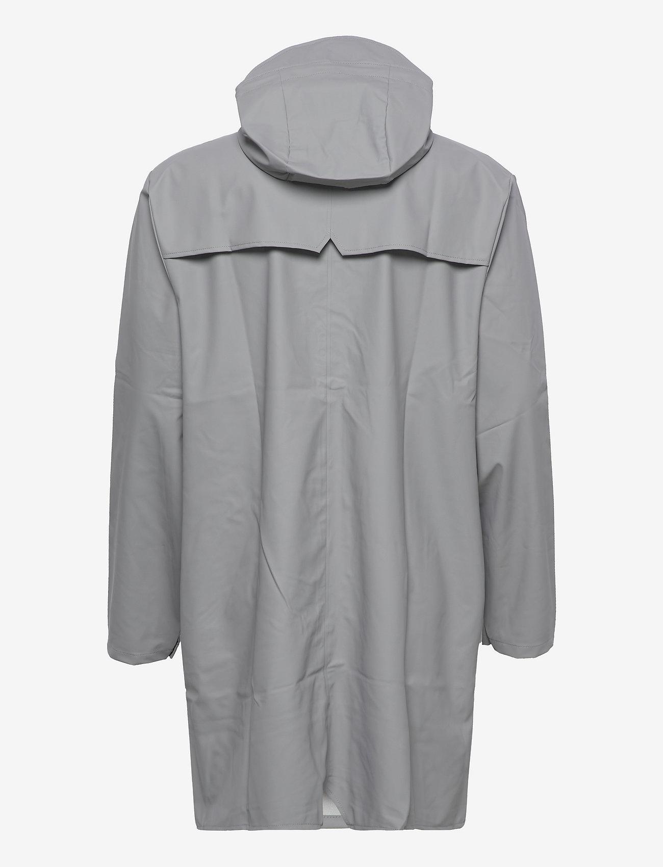 Rains - Long Jacket - lietusmēteļi - rock - 1
