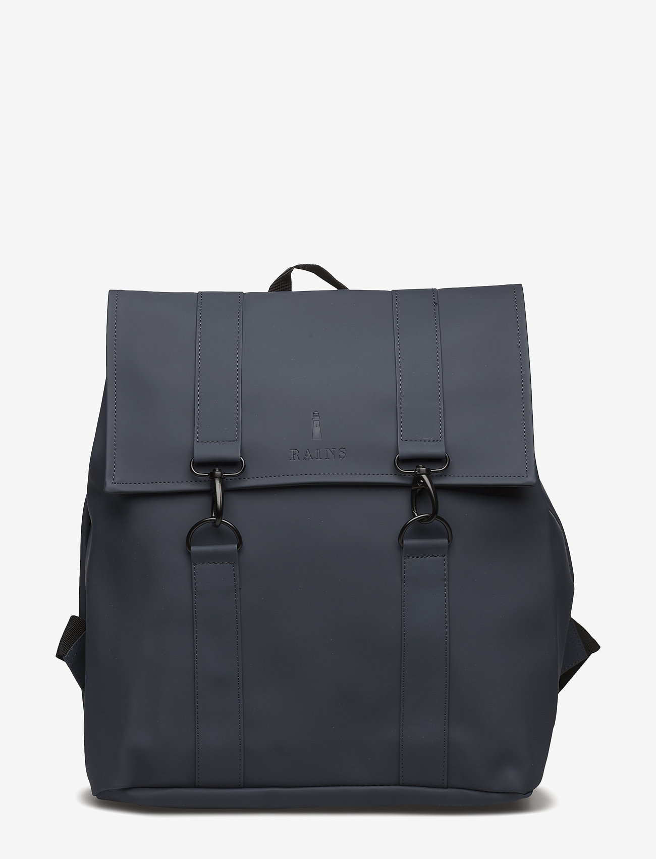 Rains - Msn Bag - rucksäcke - 02 blue - 0