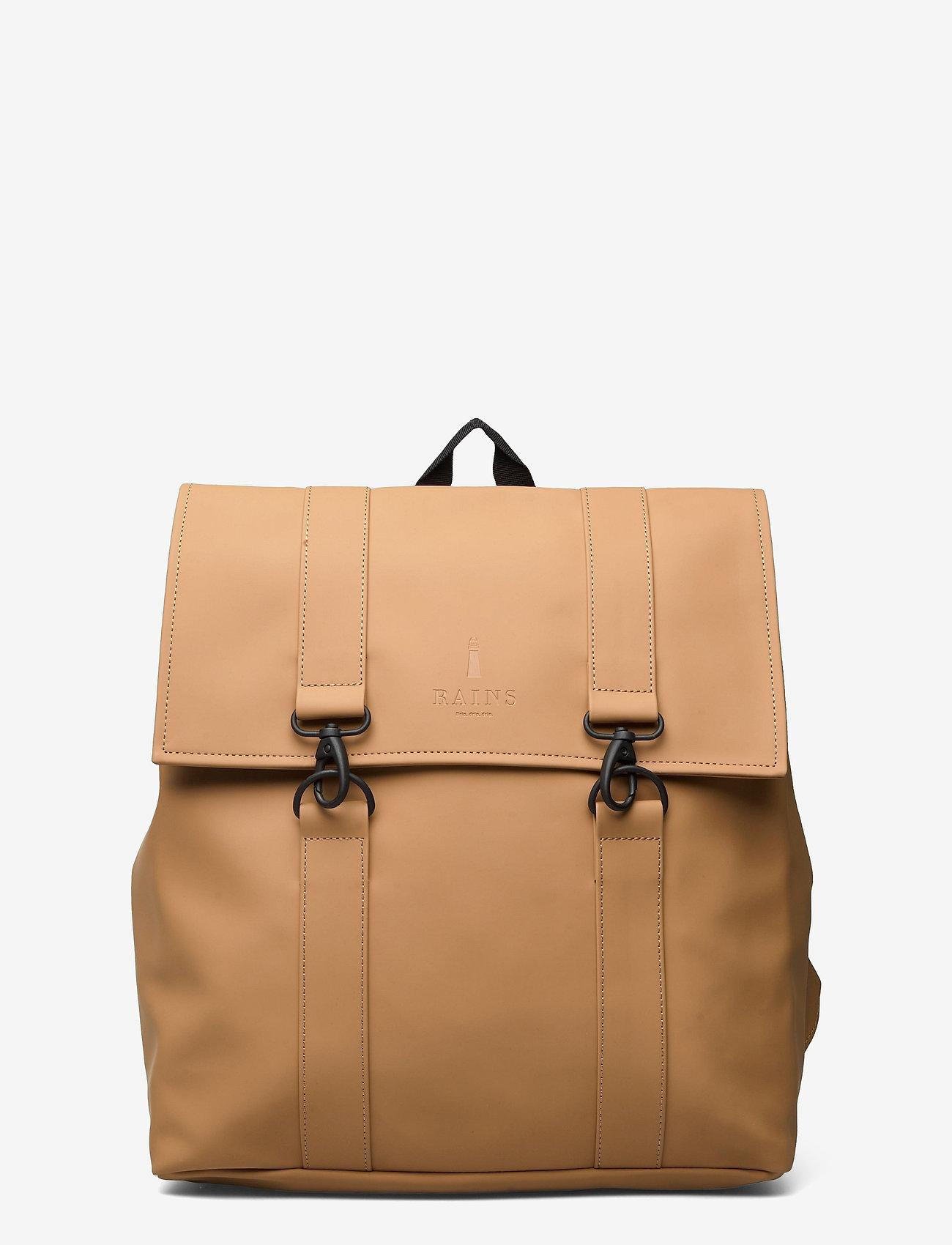 Rains - Msn Bag - sacs à dos - 49 khaki - 0