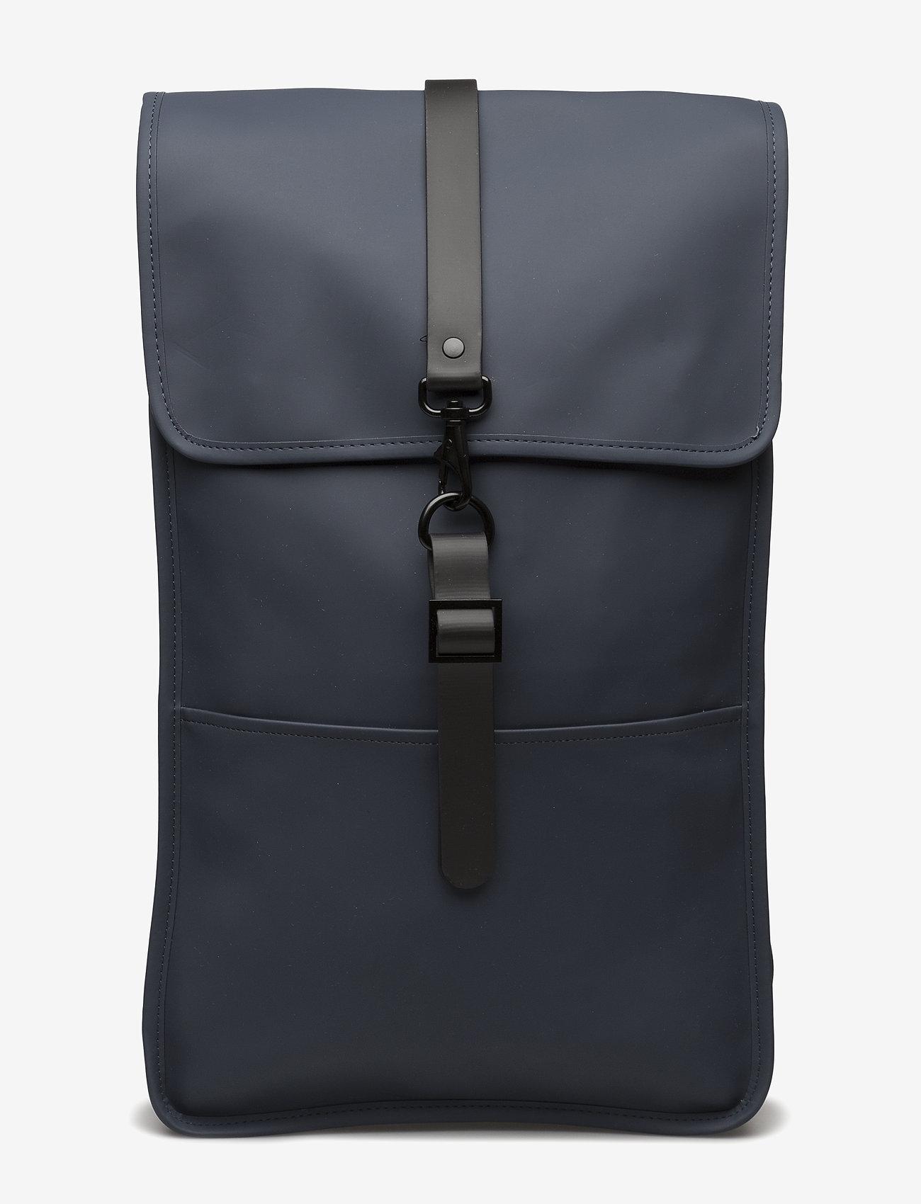 Rains - Backpack - rucksäcke - 02 blue - 0