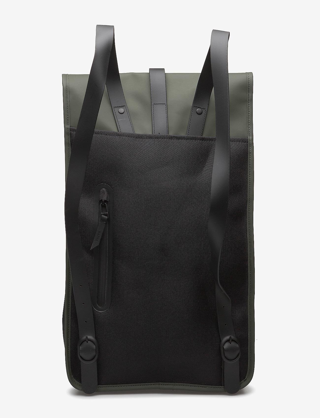 Rains - Backpack - väskor - 03 green - 1