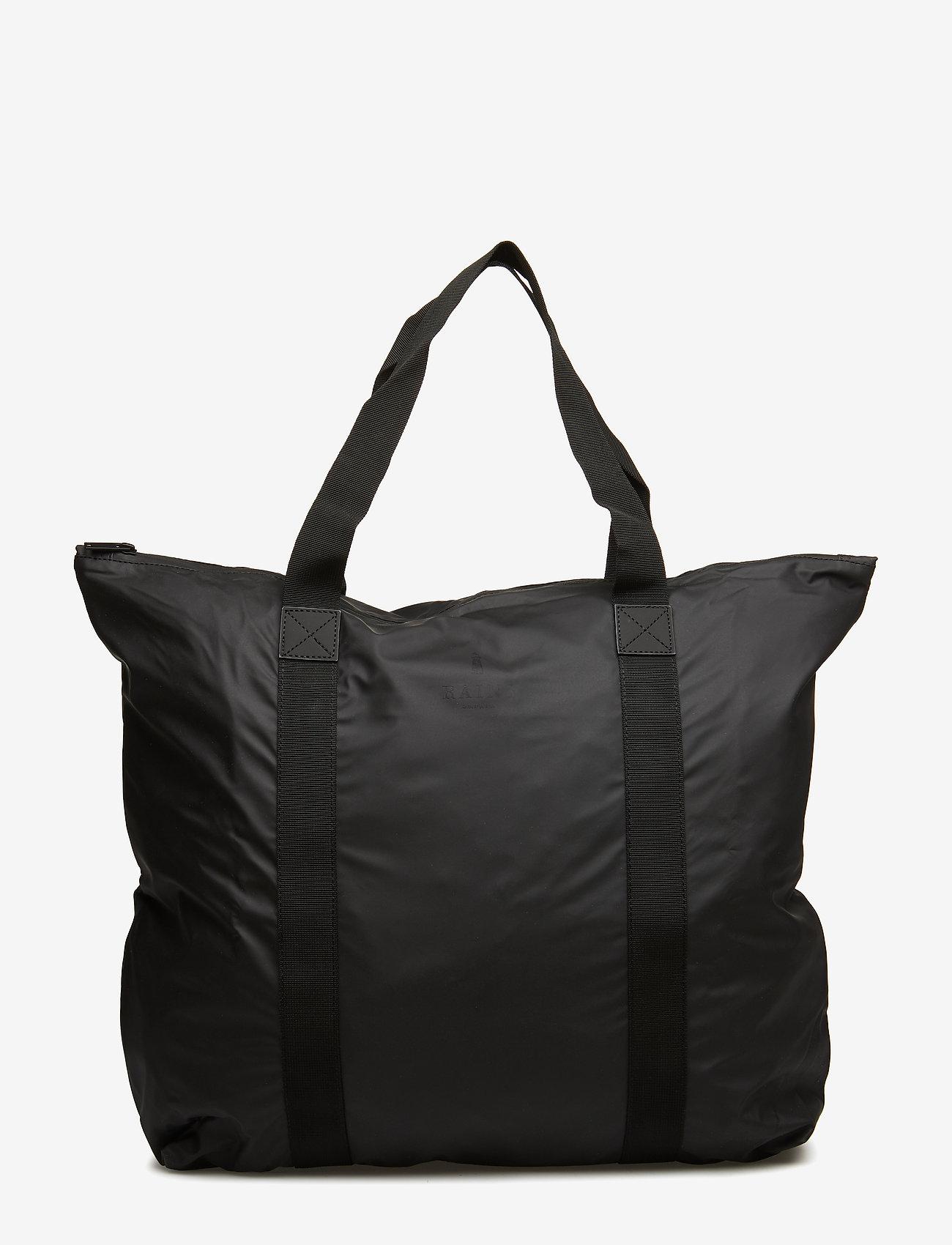 Rains - Tote Bag - tote bags - 01 black - 0