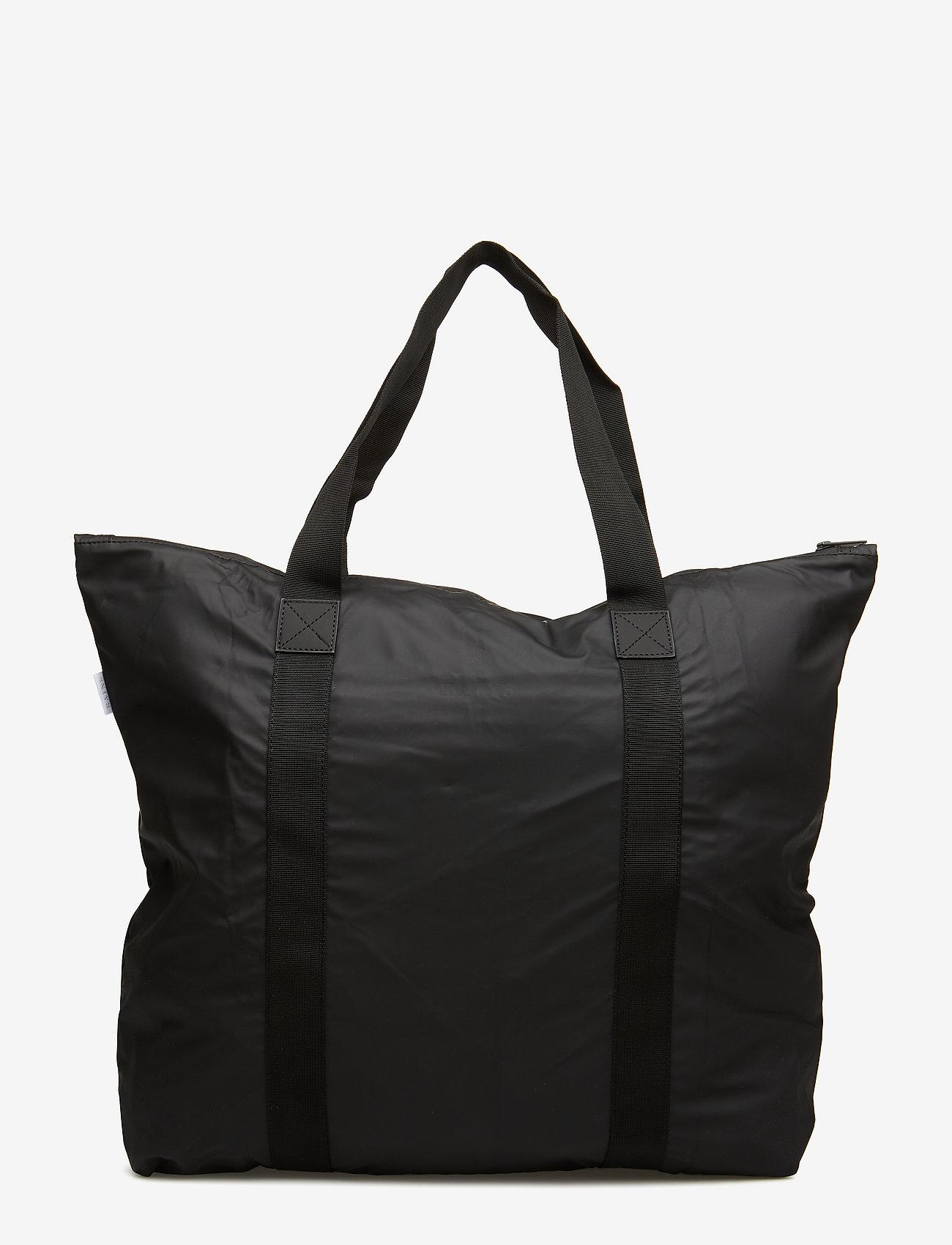 Rains - Tote Bag - tote bags - 01 black - 1