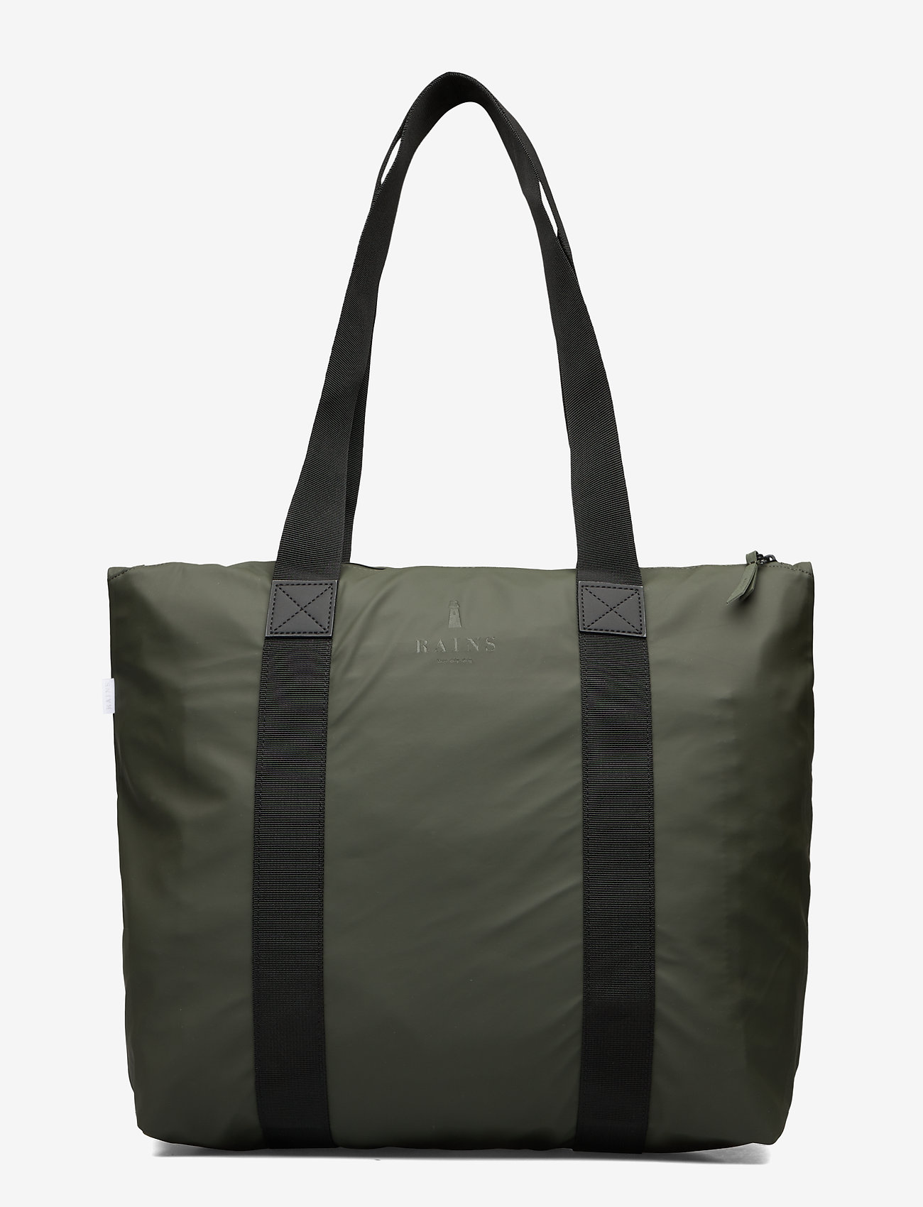 Rains - Tote Bag Rush - casual shoppers - 03 green - 0