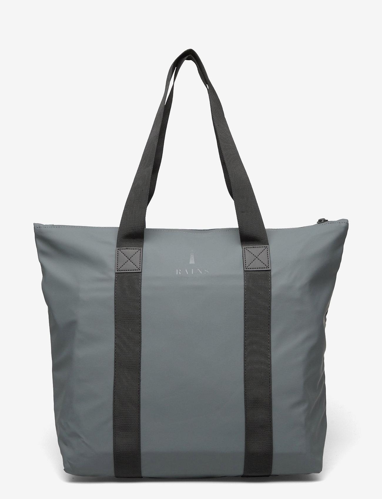 Rains - Tote Bag Rush - weekend bags - 05 slate - 0