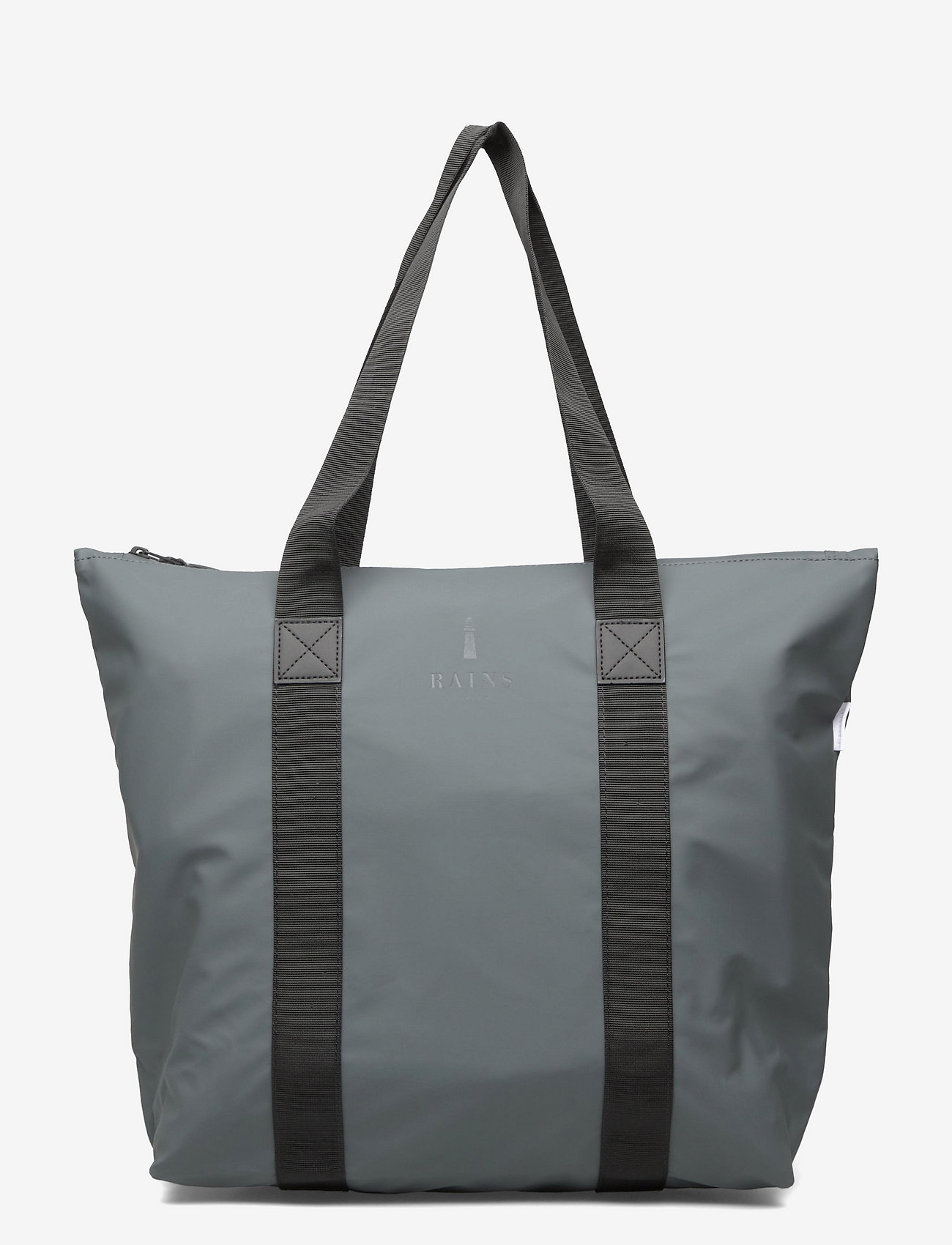Rains - Tote Bag Rush - weekend bags - 05 slate - 1