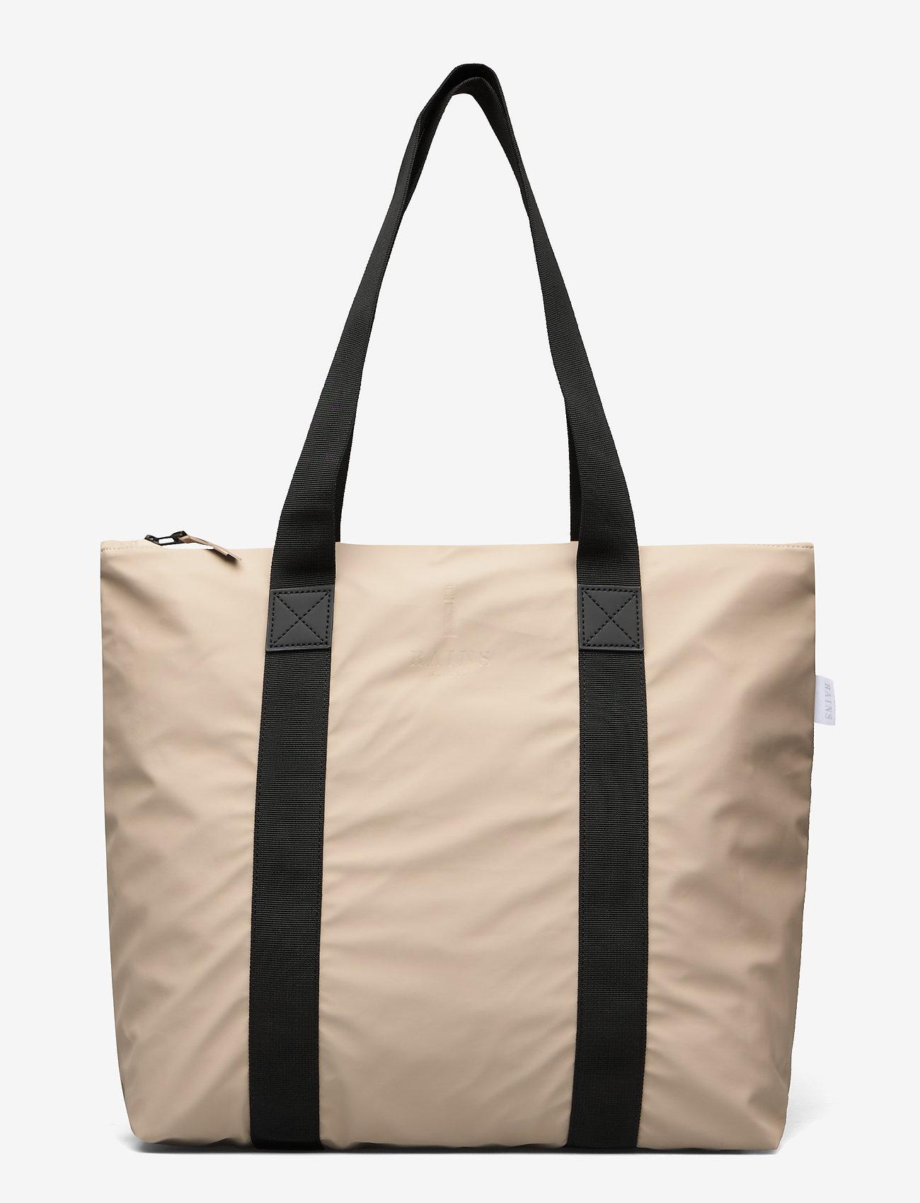 Rains - Tote Bag Rush - shopper - 35 beige - 0