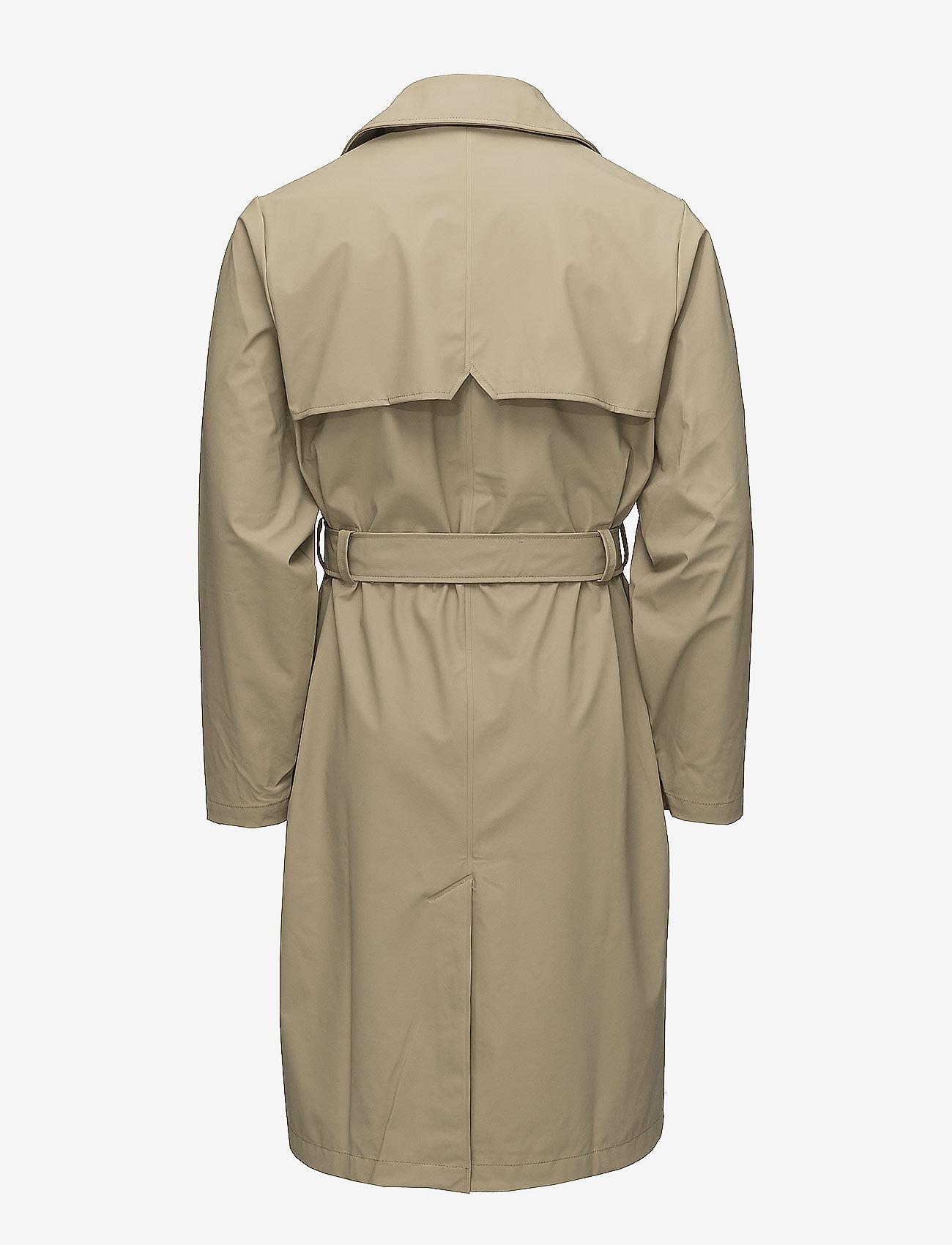 Rains - Overcoat - regenbekleidung - 30 desert - 1