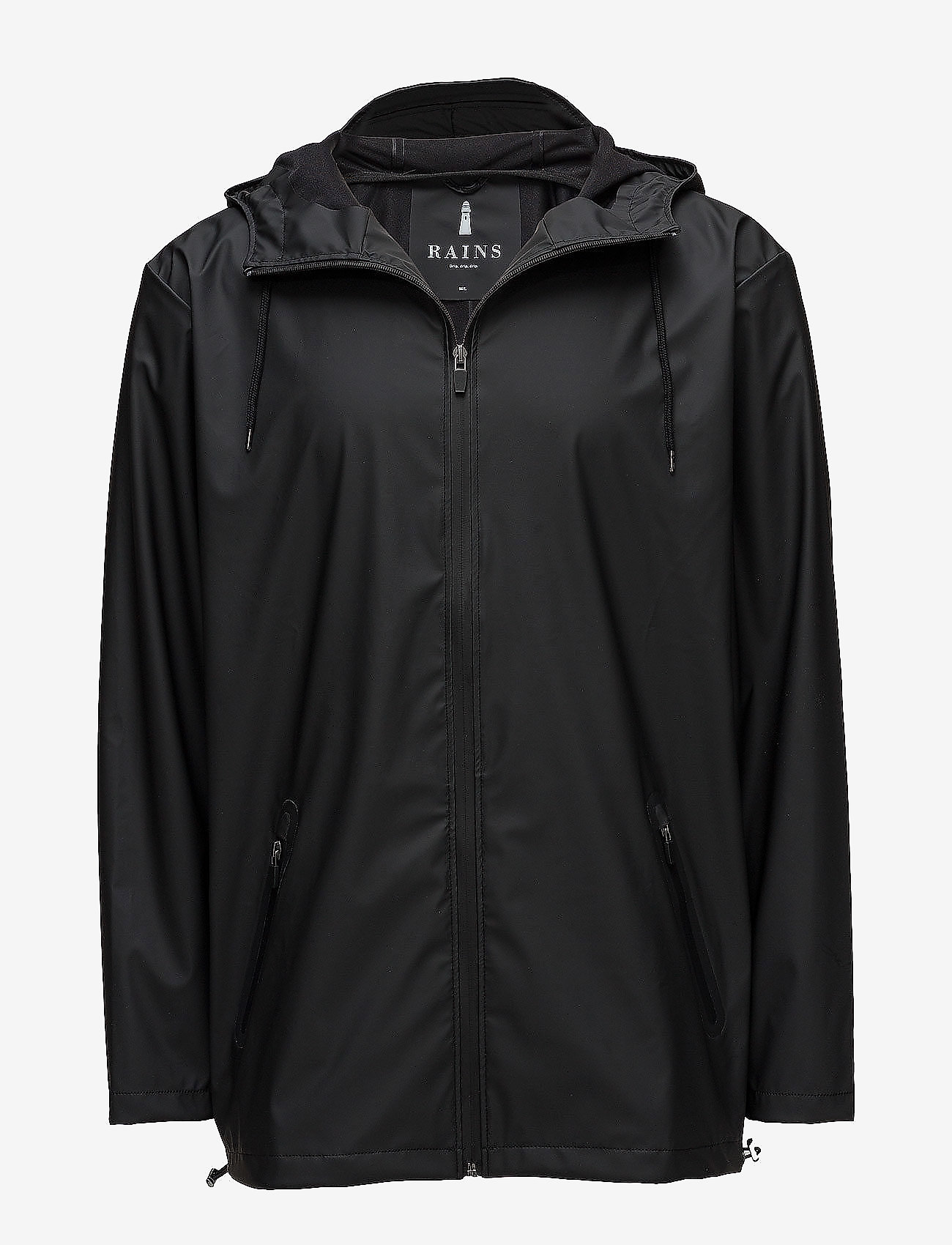 Rains - Breaker - rainwear - 01 black