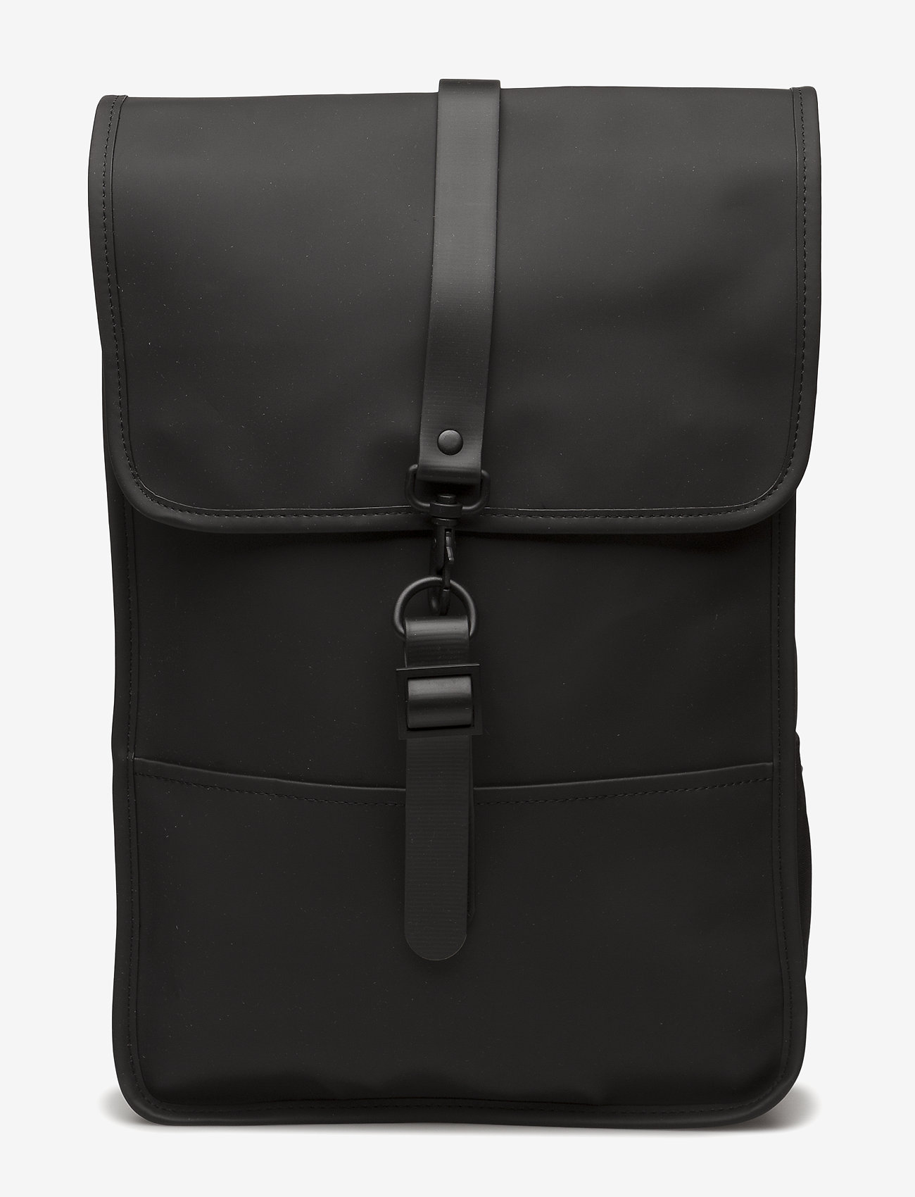 Rains - Backpack Mini - rucksäcke - 01 black - 0