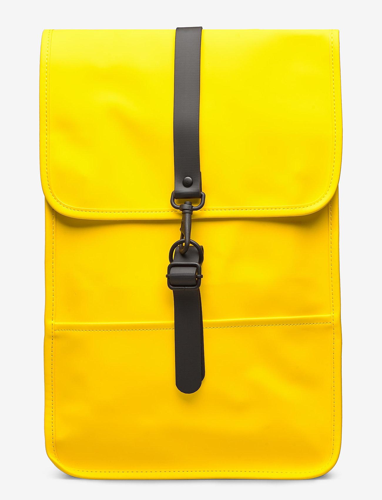 Rains - Backpack Mini - sacs à dos - 04 yellow - 0