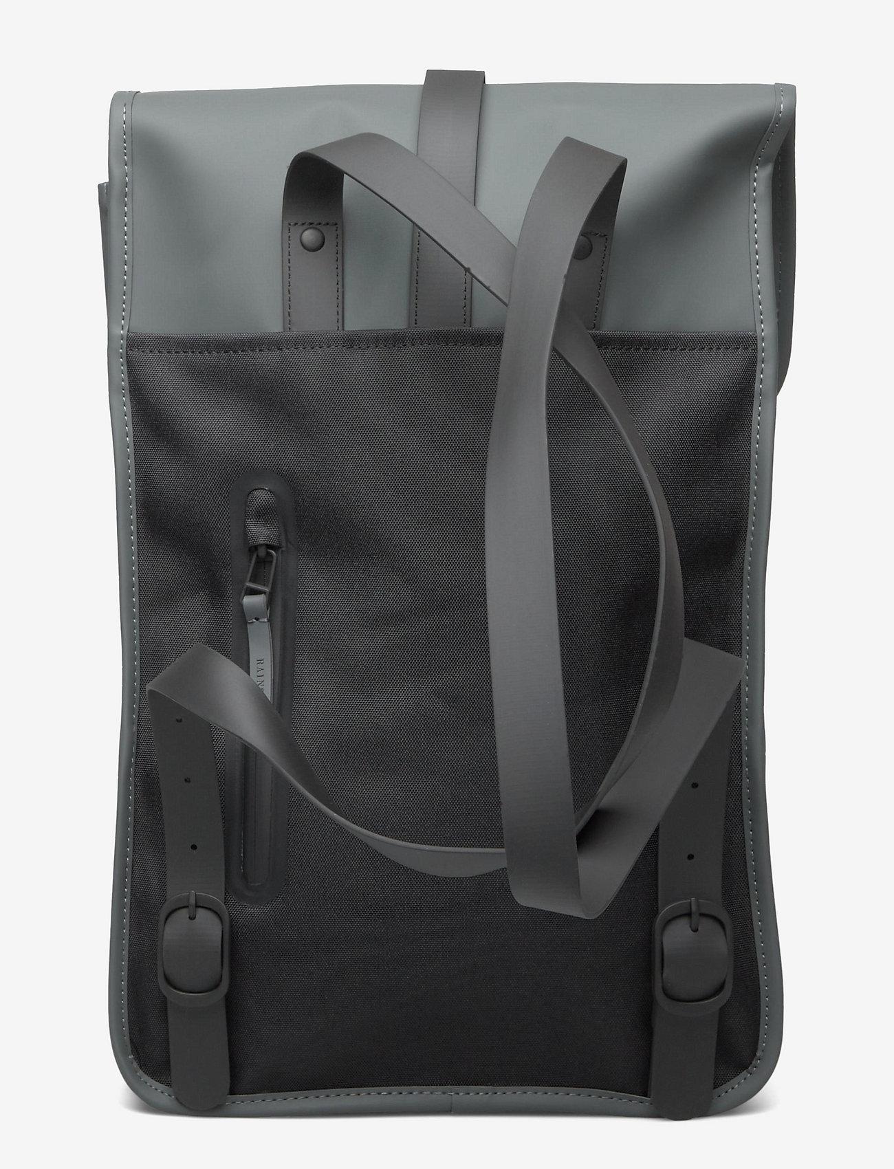 Rains - Backpack Mini - sacs à dos - 05 slate - 1