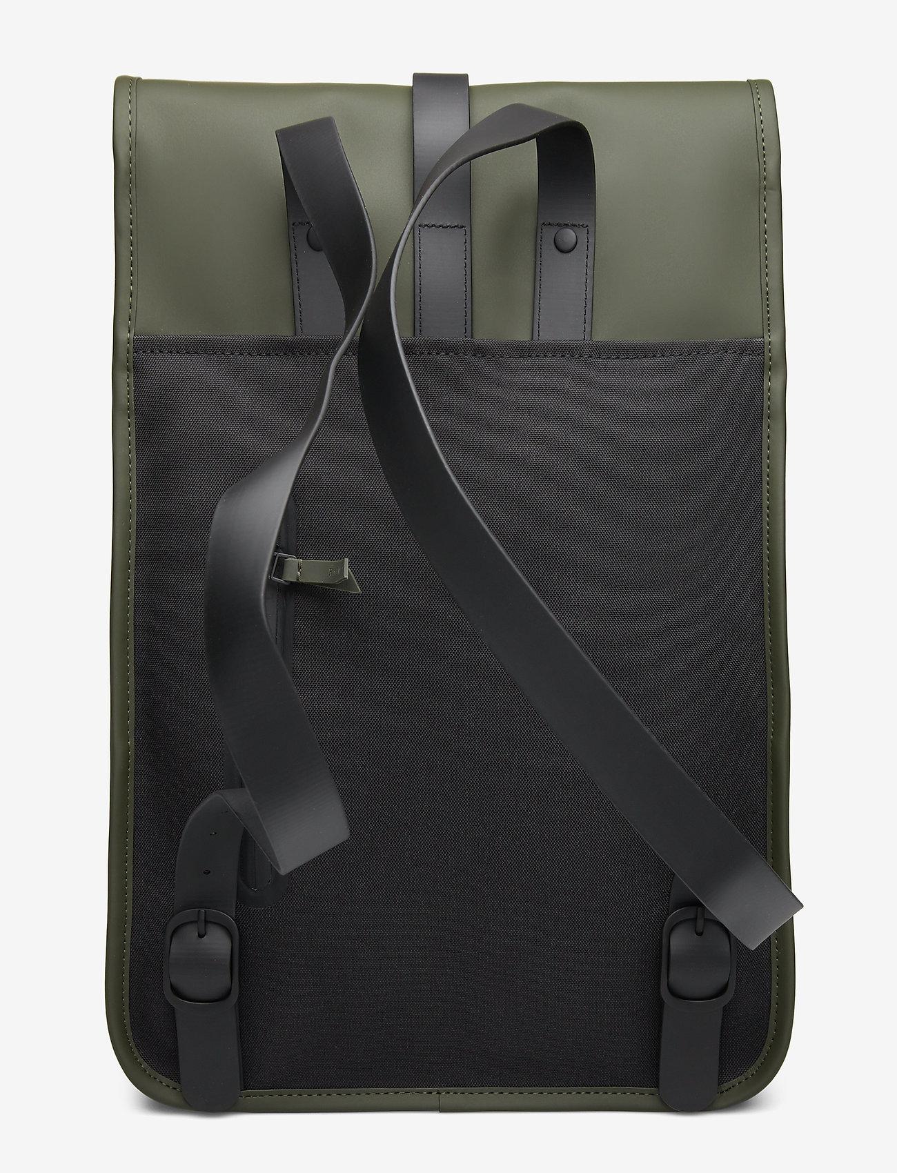 Rains - Backpack Mini - rucksäcke - green - 1