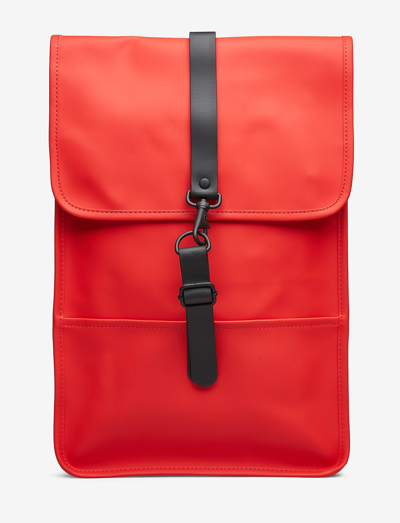 Rains - Backpack Mini - rucksäcke - red - 0