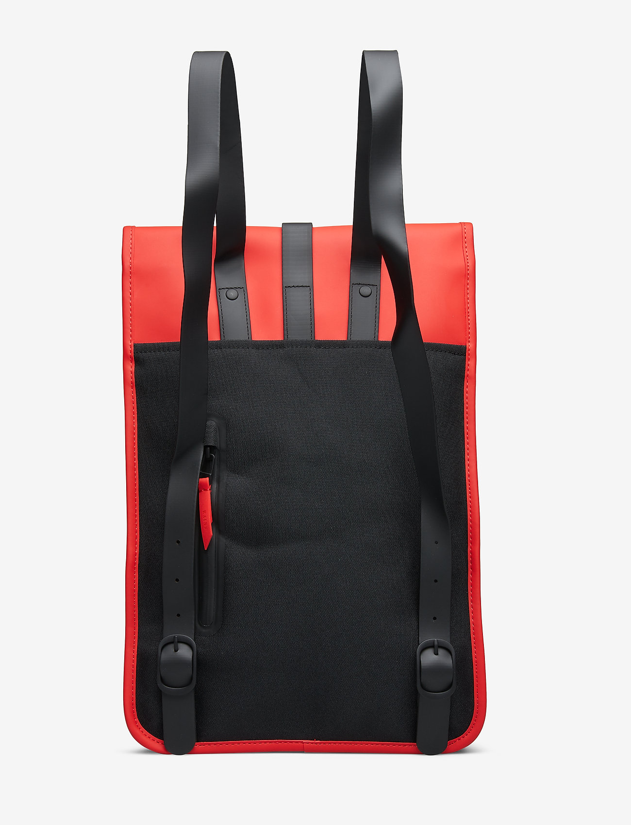 Rains - Backpack Mini - rucksäcke - red - 1