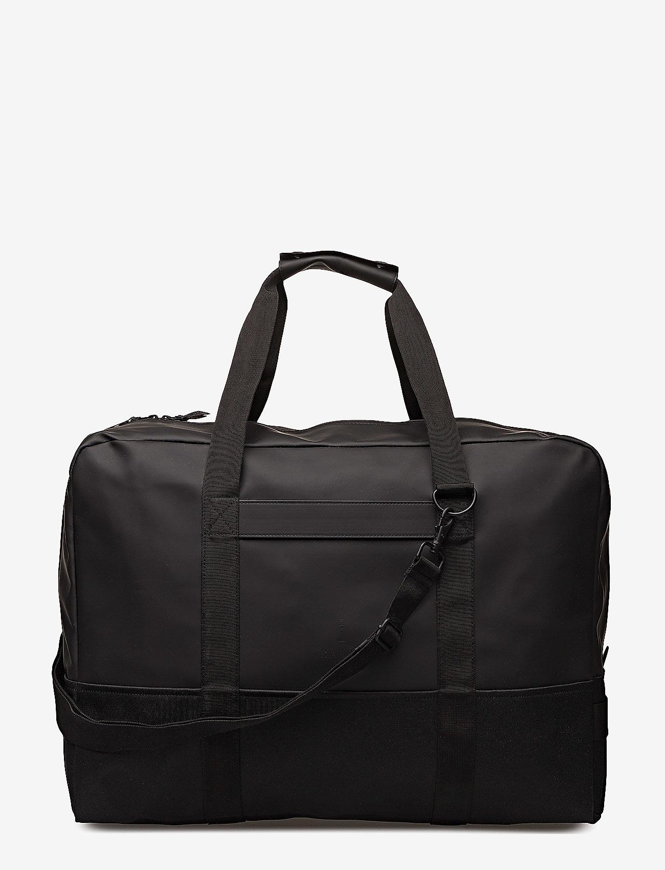 Rains - Luggage Bag - laptop taschen - 01 black - 0