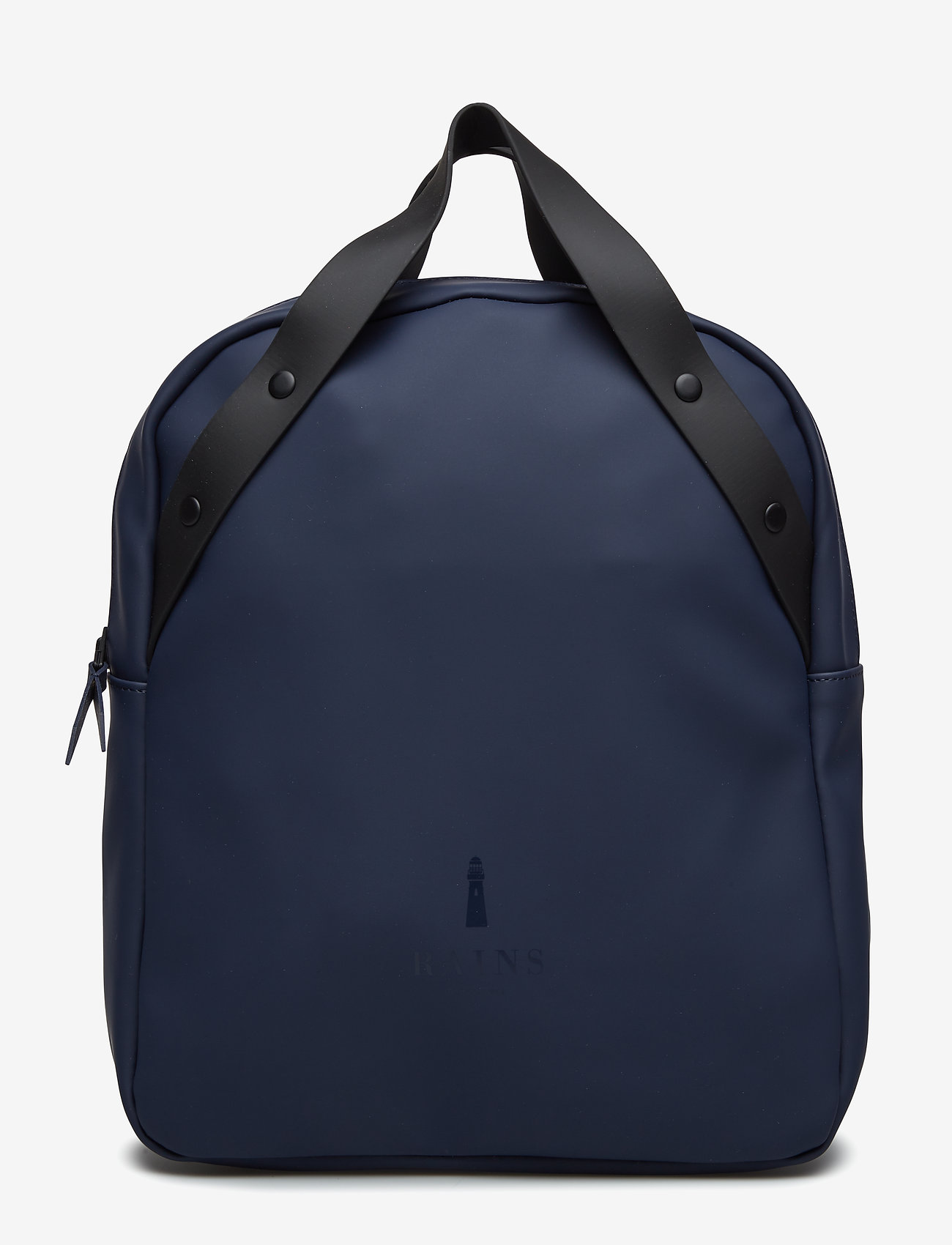 Rains - Backpack Go - rucksäcke - 02 blue - 0