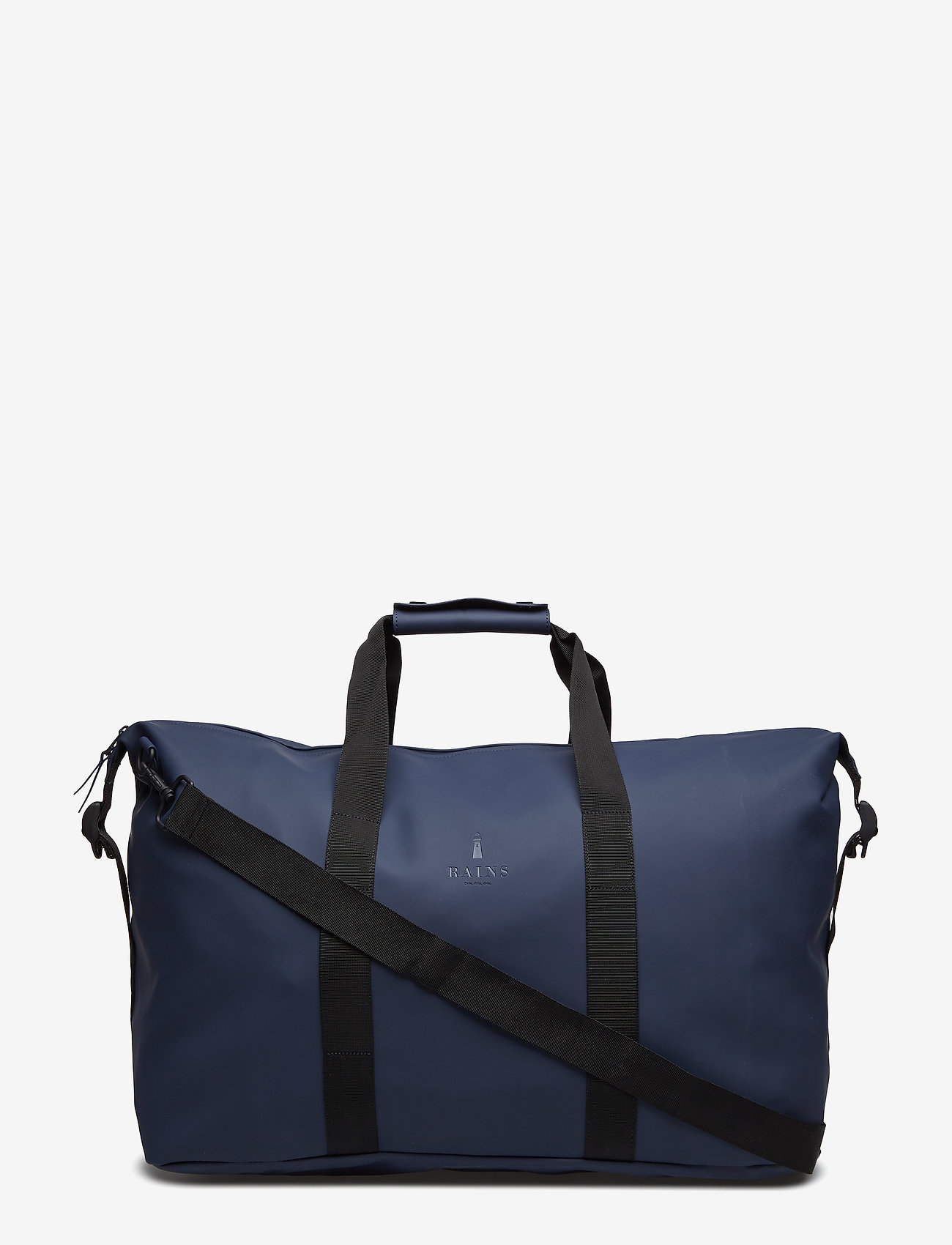 Rains - Weekend Bag - matkalaukut - 02 blue - 0