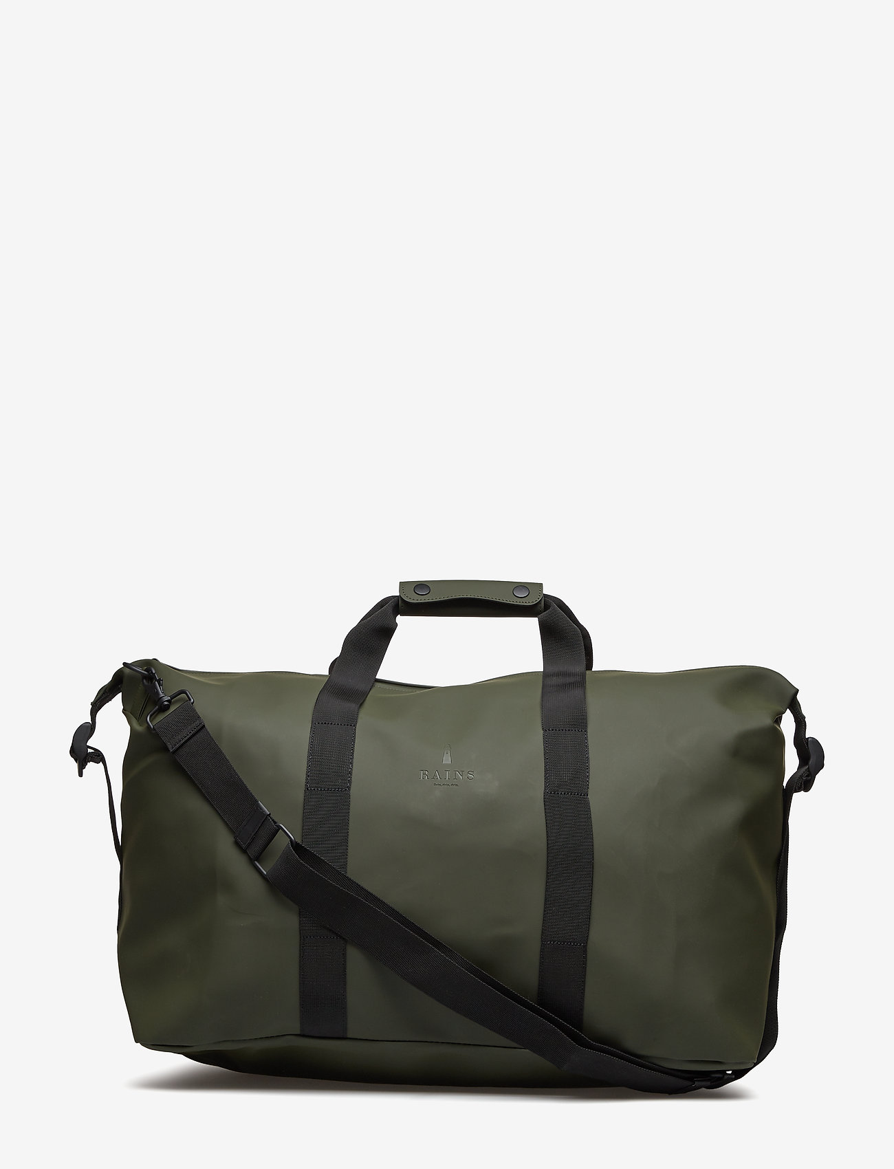 Rains - Weekend Bag - matkalaukut - 03 green - 0