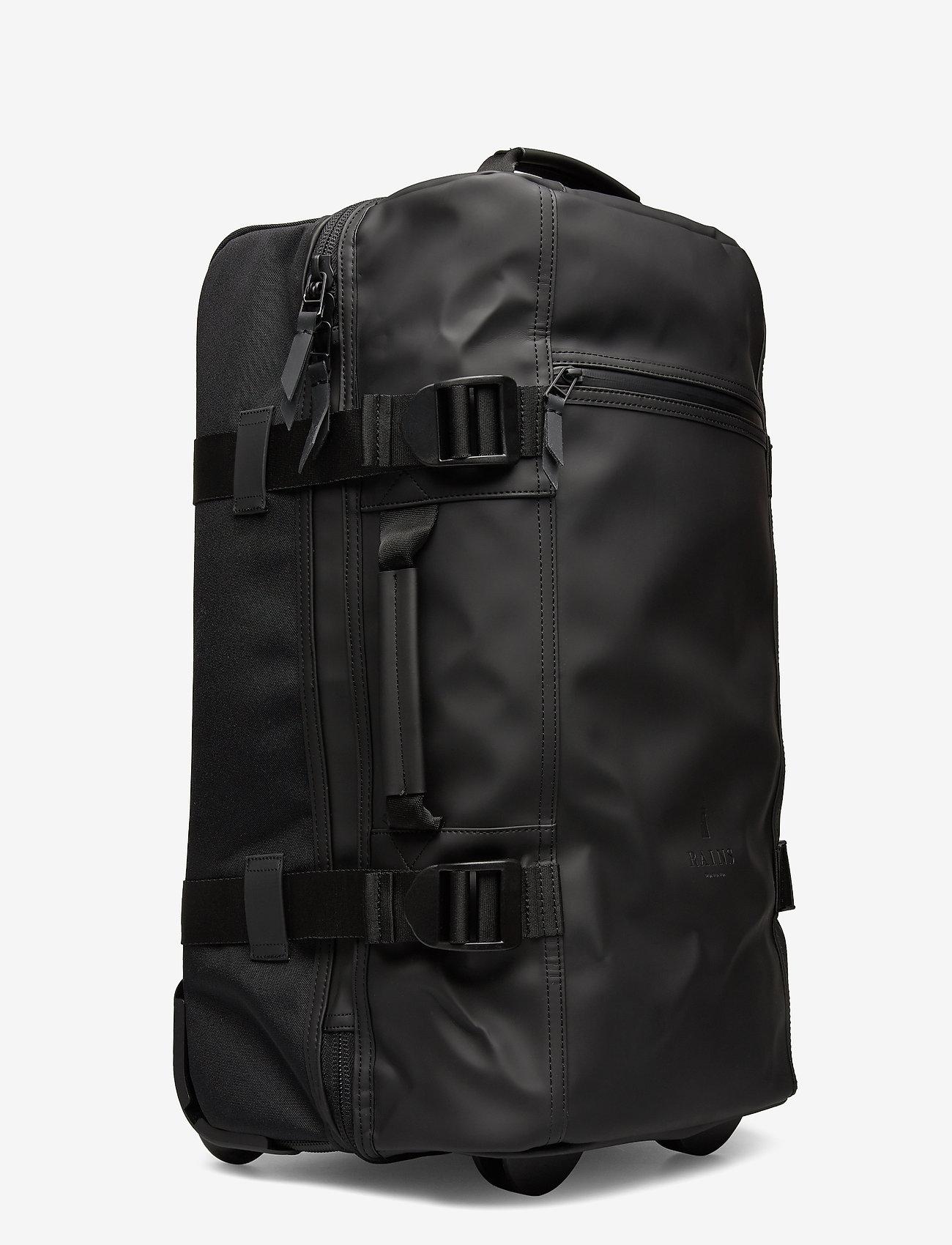 Travel Bag Small (01 Black) (175 €) - Rains NJYhu