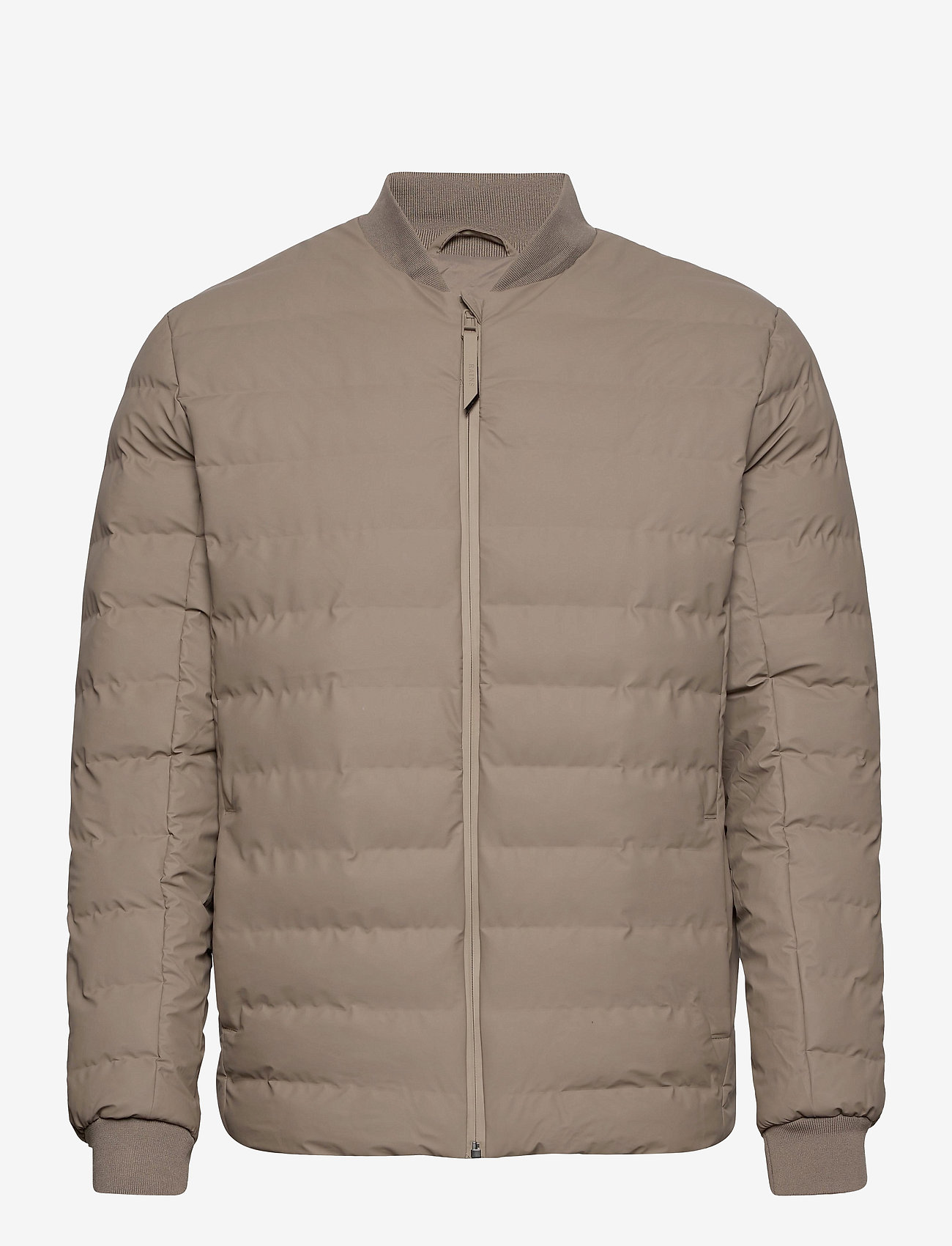 Rains - Trekker Jacket - vestes matelassées - 17 taupe - 0