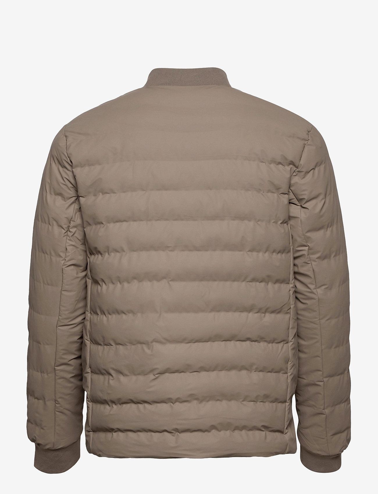 Rains - Trekker Jacket - vestes matelassées - 17 taupe - 1