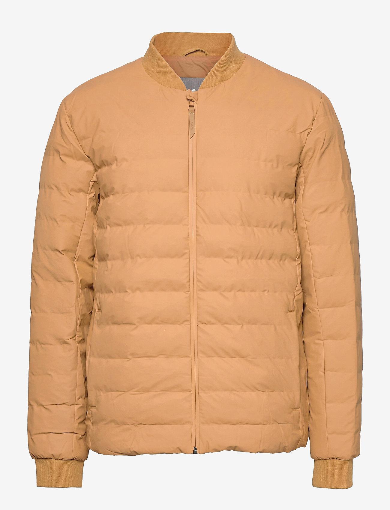 Rains - Trekker Jacket - vestes matelassées - 49 khaki - 0