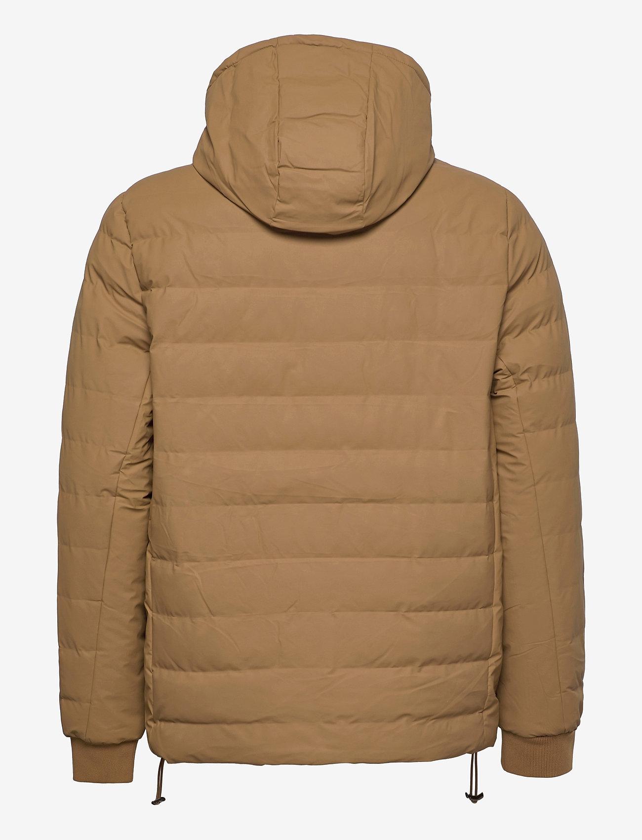 Rains - Trekker Hooded Jacket - vestes matelassées - 49 khaki - 1